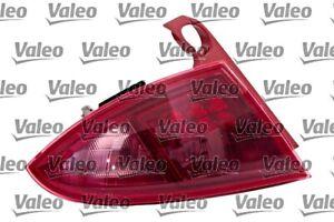 LED Outer Tail Light Rear Lamp VALEO Fits Left SEAT Leon Hatchback 2010-2011