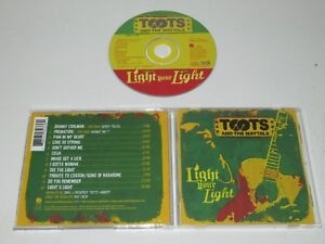 Toots And The Maytals/Light You Light ( Fcd 30336) CD Álbum