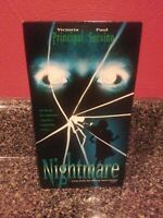 Nightmare VHS Paul Sorvino, Victoria Principal New Horizons Home Video 1991