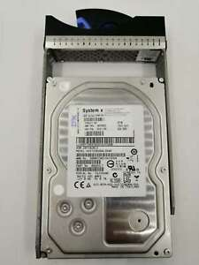 "00W1152,90Y9000,00W1155 IBM 2TB 7200 RPM 6GB 3.5"" SAS+tray"