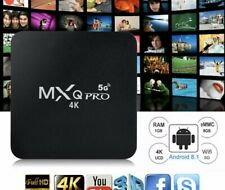 MXQ Pro 4K HD Quad Core TV Box Android Smart Media Player WIFI Media Streamer 8G