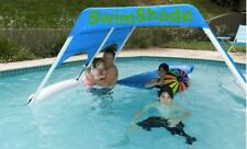 SwimShade: Floating Cabana - Shade for Swimming Pools / Lake - New in box
