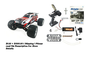 HPI Racing Axial HG High Speed 1/10 2.4G RC rock crawler RTR 4WD Truck Car Toys