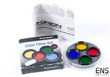 """Orion 1.25"""" Planetary Filter Set - 4 Filters"""