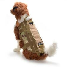 Dog Harness Mesh Vest Canine Strap Harness Walking Mesh Collar L Camouflage