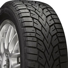 2 NEW 215/65-16 GENERAL ALTIMAX ARCTIC 12 STUDDABLE 65R R16 TIRES 35931