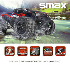 REMO 1631 1/16 Scale 4WD Brushed Off-Road Monster Truck SMAX Short-haul RC Car