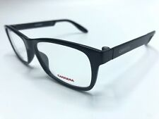 a30fcefb825 Carrera Eyeglass Frames CARRERINO 61 D28 Matte Black 49mm 0557