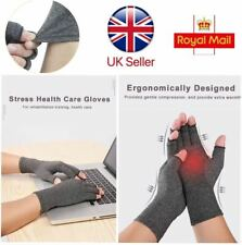 Anti Finger Hand Arthritis Brace Support Gloves Compression Cure Pain Relief UK