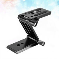 1 Pc Tripod Head Bracket Z Mount Tilt Head Mount for Monopod Tripod DSLR Camera