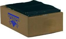 Trash Bag Black, 20-30 gallon, 30 x 36, Medium Duty, 0.45 mil, Case of 250 Bags