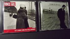 VINCE HILL 2 CD SALE TWO for 1 price 1996-2000