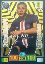 Adrenalyn XL Kylian Mbappe n.466 PSG Paris St. Supercrack Ligue 1 2019-20 19/20