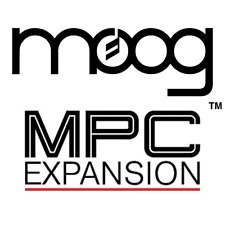 13 Moog Expansion Packs for Akai MPC X Live Force Touch One (547 Instruments)