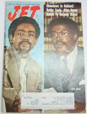 Jet Magazine Bobby Seale, Otho Green April 1973 Digest Size 083112R