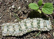 Dollhouse Miniature Fairy Garden Resin Stone Walkway,