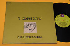 ELLA FITZGERALD LP TOP JAZZ ITALY PRESS 1973 EX ! GATEFOLD GIMMIX COVER