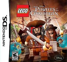 LEGO Pirates of the Caribbean: The Video Game (Nintendo DS, 2011) GAME ONLY