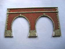 portale tunnel  per diorami e plastici ferroviari  ART.P 04