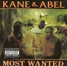 Most Wanted Kane & Abel MUSIC CD