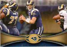2012 TOPPS FOOTBALL ST LOUIS RAMS 12 CARD TEAM SET INCLUDES ALL ROOKIES