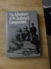 """SHERLOCK HOLMES: THE ADVENTURE OF THE STALWART COMPANIONS"" HC 1978"
