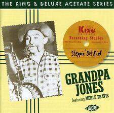 Grandpa Jones - Steppin Out Kind [New CD] UK - Import