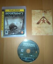 playstation 3 juego Resistance fall of man original
