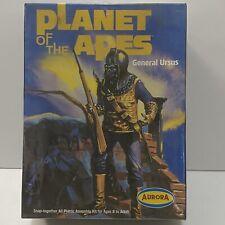 Aurora 6808 Planet Of The Apes General Ursus Plastic Model Kit