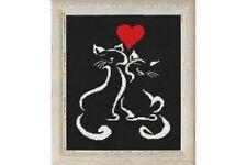 Cross Stitch Kit L'amour art. 1008 (cat)