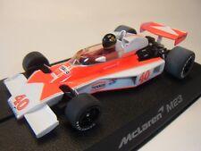 Scalextric McLaren M23 #40 Villeneuve C2800 für Autorennbahn Slotcar 1:32