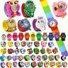 Kids child's children's POPWATCH SNAP ON SLAP WATCH - Quartz Analogue Watches