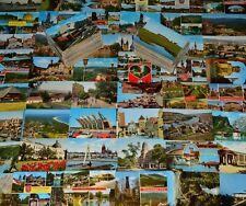 500 Stück AK BRD Deutschland Ansichtskarten Konvolut Lot Sammlung LOT11475