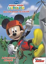 Disney Mickey Mouse Coloring Book ~ Adventure Ahead! - FREE SHIPPING