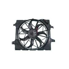 BROCK Radiator Cooling Fan Assembly Replacement for 11-18 Dodge Durango Jeep Grand Cherokee w//Standard Duty Cooling 55037992AD