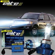 GENSSI Elite LED Headlight Bulb Conversion Kit for Toyota SEQUOIA 2001-2007