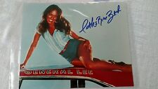Dukes of Hazzard - Catherine Bach - 8 x 10 Color  Signed Photo