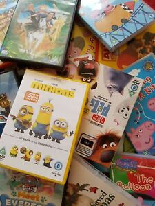 DVDs / Cartoons Children Comedy Various - Choose your from list *Includes NEW*