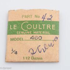 460 490 491 GENUINE original OEM NOS 1 pc Jaeger Lecoultre JLC Cal