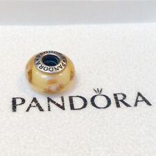 PANDORA® ORIGINAL SILVER & MURANO GLASS CHARM ~ Ref.: 790.645