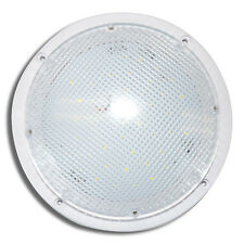 RV, Marine LED Utility Dome Light for Wall or Ceiling 600 LUMENS