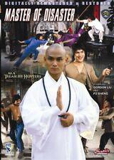 MASTER OF DISASTER - Hong Kong RARE Kung Fu Martial Arts Action movie - NEW DVD