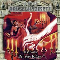 GRUSELKABINETT-FOLGE 146 - DER ROTE RAUM   CD NEW