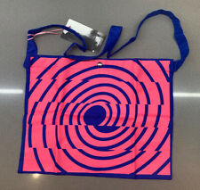 Rapha EF Education First Musette High-Vis Pink/Blue Tote Bag Brand New With Tag