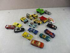 Lot de 18 voitures Matchbox, dans leur jus, vintage