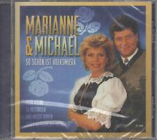 Marianne & Michael So Schön Ist Volksmusik CD NEU Feste Feiern La Pastorella