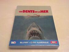 *READ* Jaws STEELBOOK RARE MISPRINT (Blu-ray FNAC France Import) SUPER RARE VHTF
