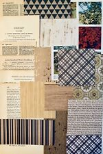 Scrapbook papers, Vintage Book Pages 75+items For Junk Journals, Scrapbook Pages