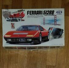 Tokyo Marui/Tilt Ferrari 512BB Canon Ball Racing 1:24 Sealed Contents