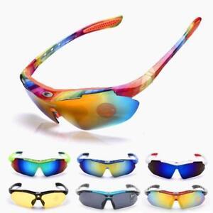 Womens Mens Cycling Baseball Climbing Running Driving Glasses HD Sunglasses